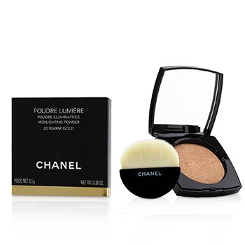 Chanel Poudre Lumiere Highlighting Powder - # 20 Warm Gold