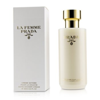 Prada La Femme Satin Shower Cream