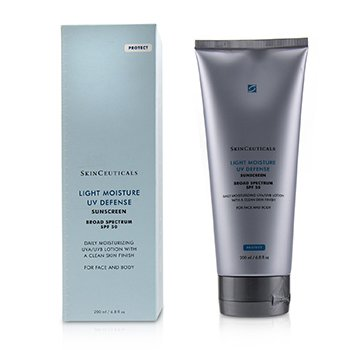 Skin Ceuticals Light Moisture UV Defense SPF 50