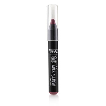 Lavera Natural Matt N Stay Lips - # 06 Mattn Berry