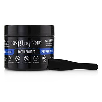 Activated Charcoal Whitening Tooth Powder - Peppermint