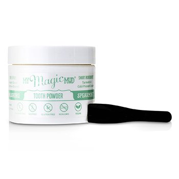 Turmeric Whitening Tooth Powder - Spearmint