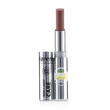 Lavera Brilliant Care Lipstick Q10 - # 08 Light Hazel
