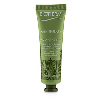 Biotherm Bath Therapy Invigorating Blend Hydrating Hand Cream