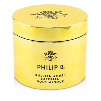 Philip B Russian Amber Imperial Gold Masque