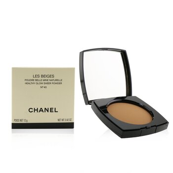 Chanel Les Beiges Healthy Glow Sheer Powder - No. 40