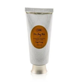 Silky Body Milk - Ginger Orange