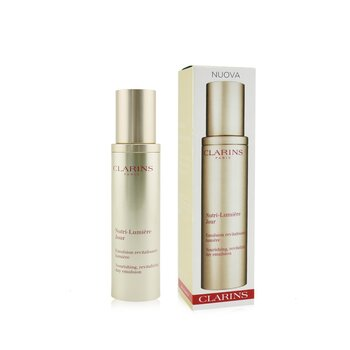 Clarins Nutri-Lumiere Jour Nourishing, Revitalizing Day Emulsion