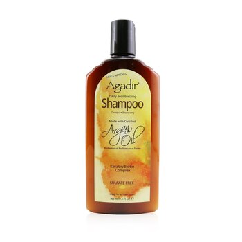 Agadir Argan Oil Daily Moisturizing Shampoo (Ideal For All Hair Types)