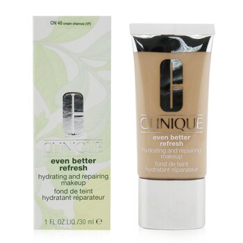 Clinique Even Better Refresh Hydrating And Repairing Makeup - # CN 40 Cream Chamois