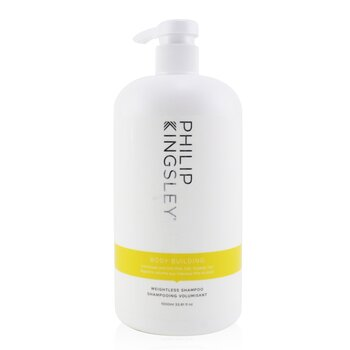 Body Building Weightless Shampoo (Volumises and Lifts Fine, Flat, Flyaway Hair)