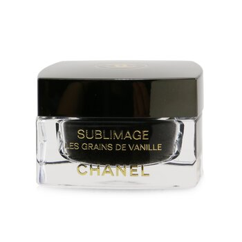 Chanel Sublimage Les Grains De Vanille Purifying & Radiance-Revealing Vanilla Seed Face Scrub