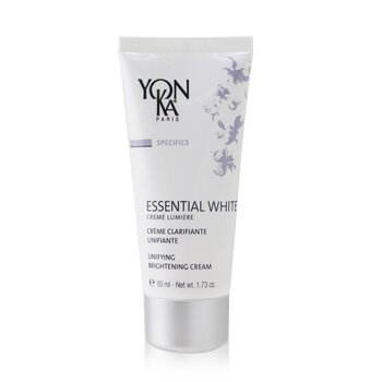 Yonka Specifics Essential White Unifying Brightening Cream With Time-Defying Vitamin C