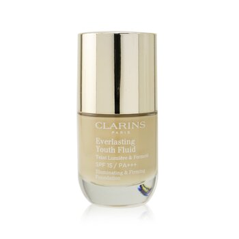 Clarins Everlasting Youth Fluid Illuminating & Firming Foundation SPF 15 - # 105 Nude