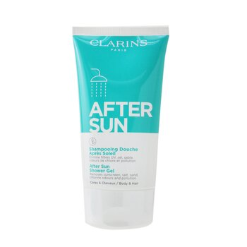 Clarins After Sun Shower Gel - For Body & Hair