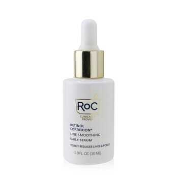 ROC Retinol Correxion Line Smoothing Daily Serum